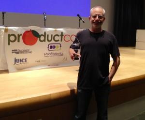 ProductCamp trophy 2013
